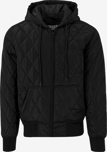 Urban Classics Prechodná bunda - čierna, Produkt