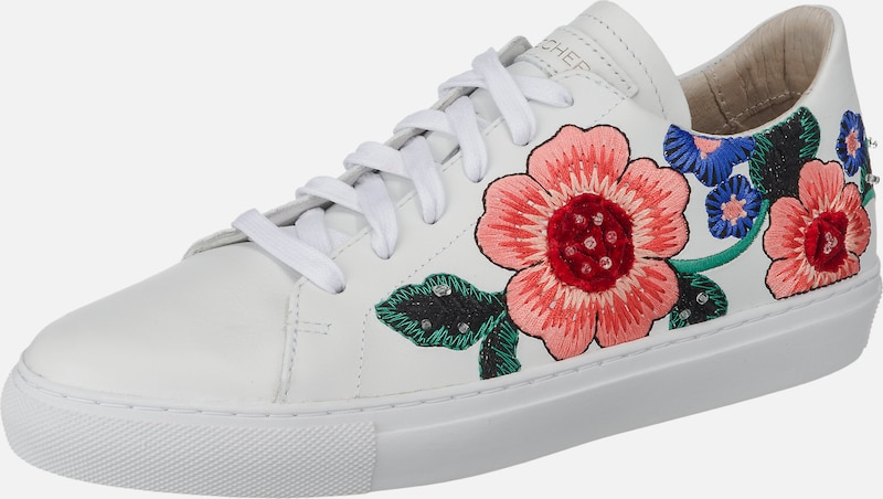 SKECHERS 'Vaso Flor' Sneakers Low