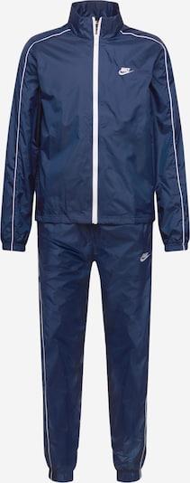 Nike Sportswear Trainingsanzug in navy, Produktansicht