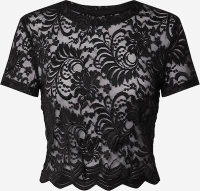 ONLY Top 'ONLALBA' in schwarz, Produktansicht