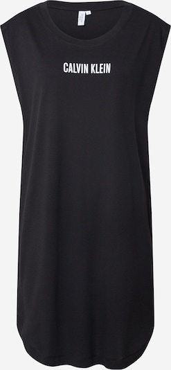 Calvin Klein Swimwear Plážové šaty - černá, Produkt
