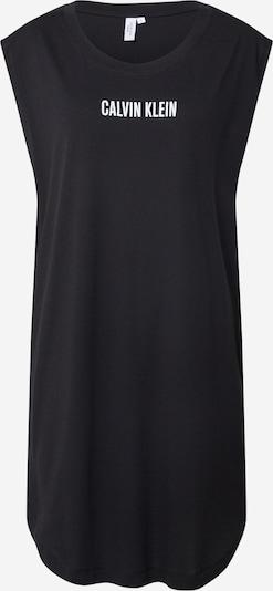 Calvin Klein Swimwear Pludmales kleita pieejami melns, Preces skats
