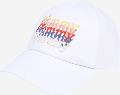Tommy Jeans Cap 'Item' in weiß, Produktansicht