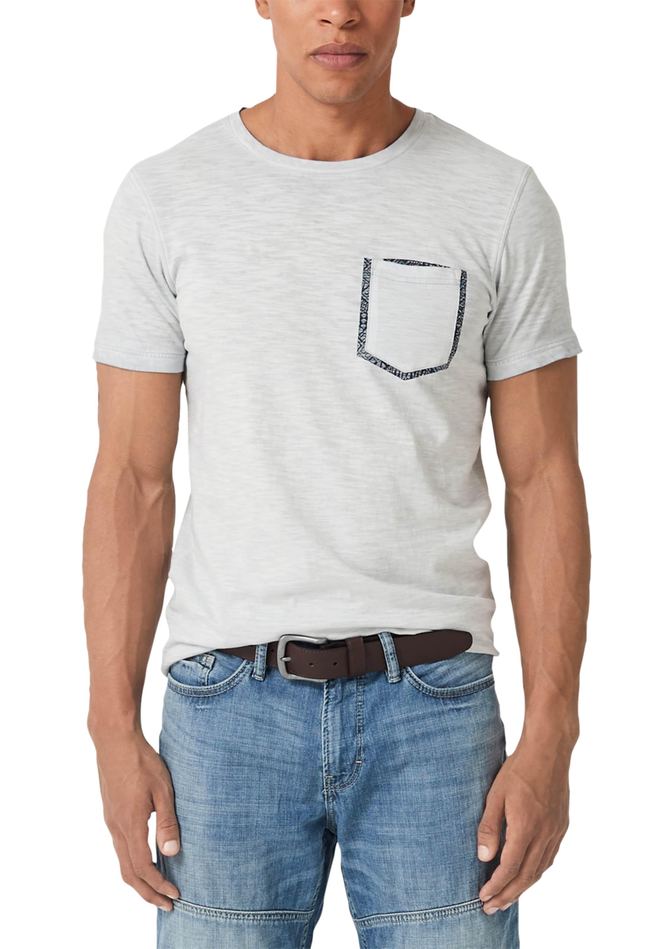 S Shirt In Red Label oliver BlauHellgrau sdthrQC