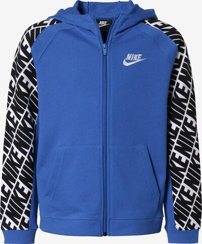 Nike Sportswear Sweatjacke 'Energy' in navy / schwarz / weiß, Produktansicht