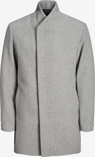 JACK & JONES Winterjas in de kleur Grijs gemêleerd, Productweergave