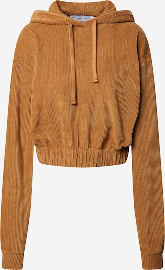 NU-IN Sweatshirt in cognac, Produktansicht
