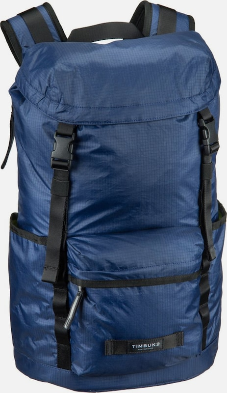 TIMBUK2 Laptoprucksack 'Launch Pack' in blau: Frontalansicht