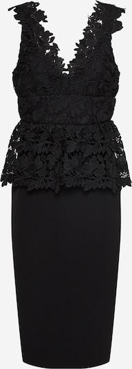 Bardot Kleid in schwarz: Frontalansicht