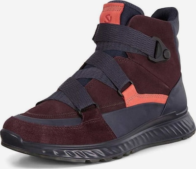 ECCO Stiefel in nachtblau / neonpink / burgunder, Produktansicht