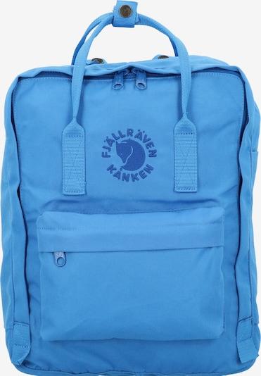 Fjällräven Sac à dos de sport 'Re-Känken' en bleu clair, Vue avec produit