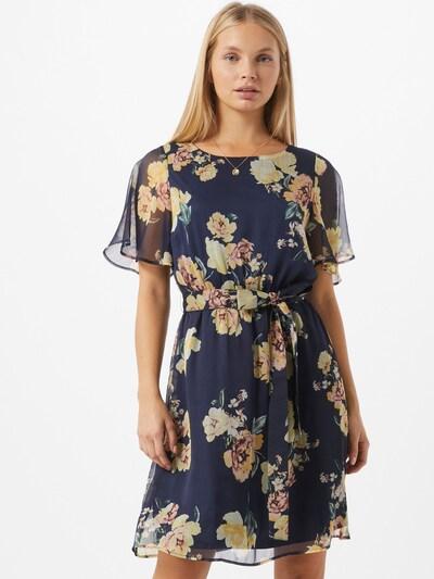 ABOUT YOU Kleid 'Hale' in navy / mischfarben, Modelansicht