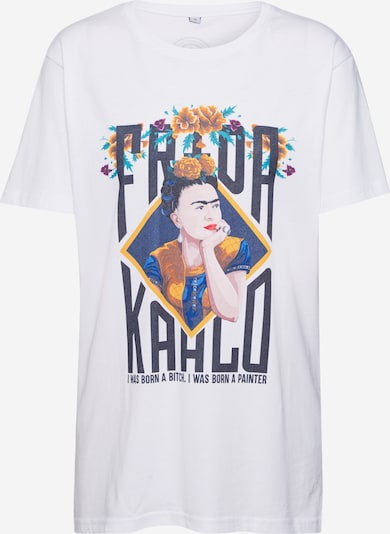 Merchcode Tričko 'Frida Kahlo' - mix barev, Produkt
