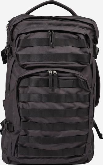 JACK WOLFSKIN Rucksack in dunkelgrau / schwarz, Produktansicht