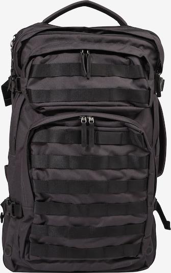 JACK WOLFSKIN Rucksack 'TRT 32' in dunkelgrau / schwarz, Produktansicht