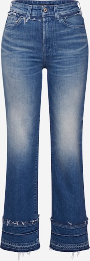 7 for all mankind Jeans in de kleur Donkerblauw, Productweergave