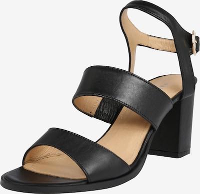 PAVEMENT Sandalen met riem 'River' in de kleur Zwart, Productweergave