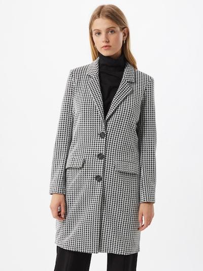 Palton de primăvară-toamnă JACQUELINE de YONG pe gri închis, Vizualizare model