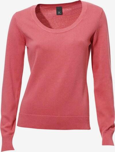 heine Rundhals-Pullover in dunkelpink, Produktansicht