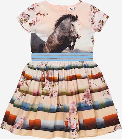 Molo Kleid 'Candy' in braun / mischfarben, Produktansicht