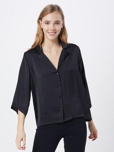 JACQUELINE de YONG Bluse 'RAPPA' in schwarz, Modelansicht