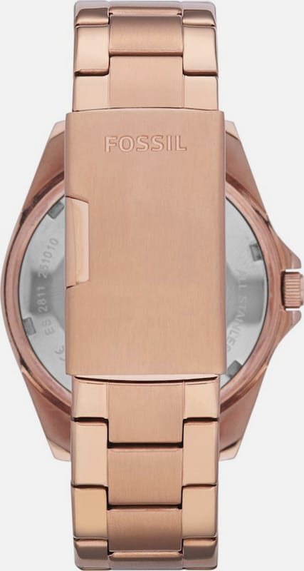 FOSSIL Multifunktionsuhr »RILEY«