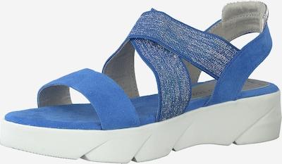 MARCO TOZZI Sandale in hellblau, Produktansicht