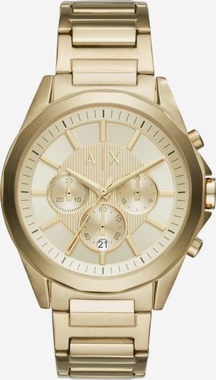 ARMANI EXCHANGE Chronograph 'DREXLER. AX2602' in gold, Produktansicht