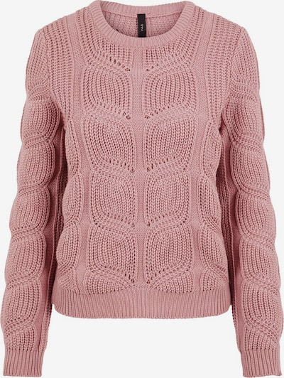 Y.A.S Pullover in altrosa: Frontalansicht