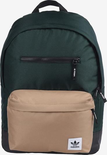 ADIDAS ORIGINALS Plecak w kolorze piaskowy / jodłam, Podgląd produktu