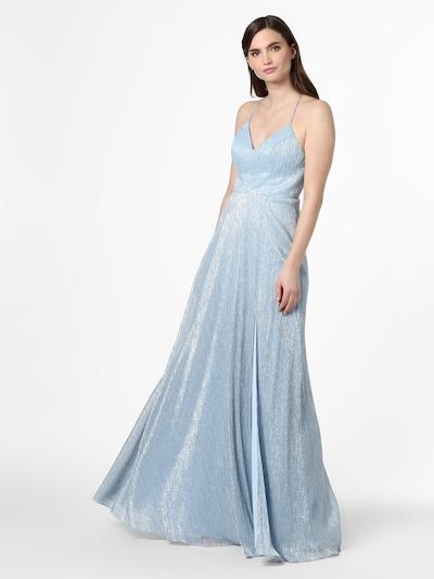 Marie Lund Abendkleid in mint, Modelansicht