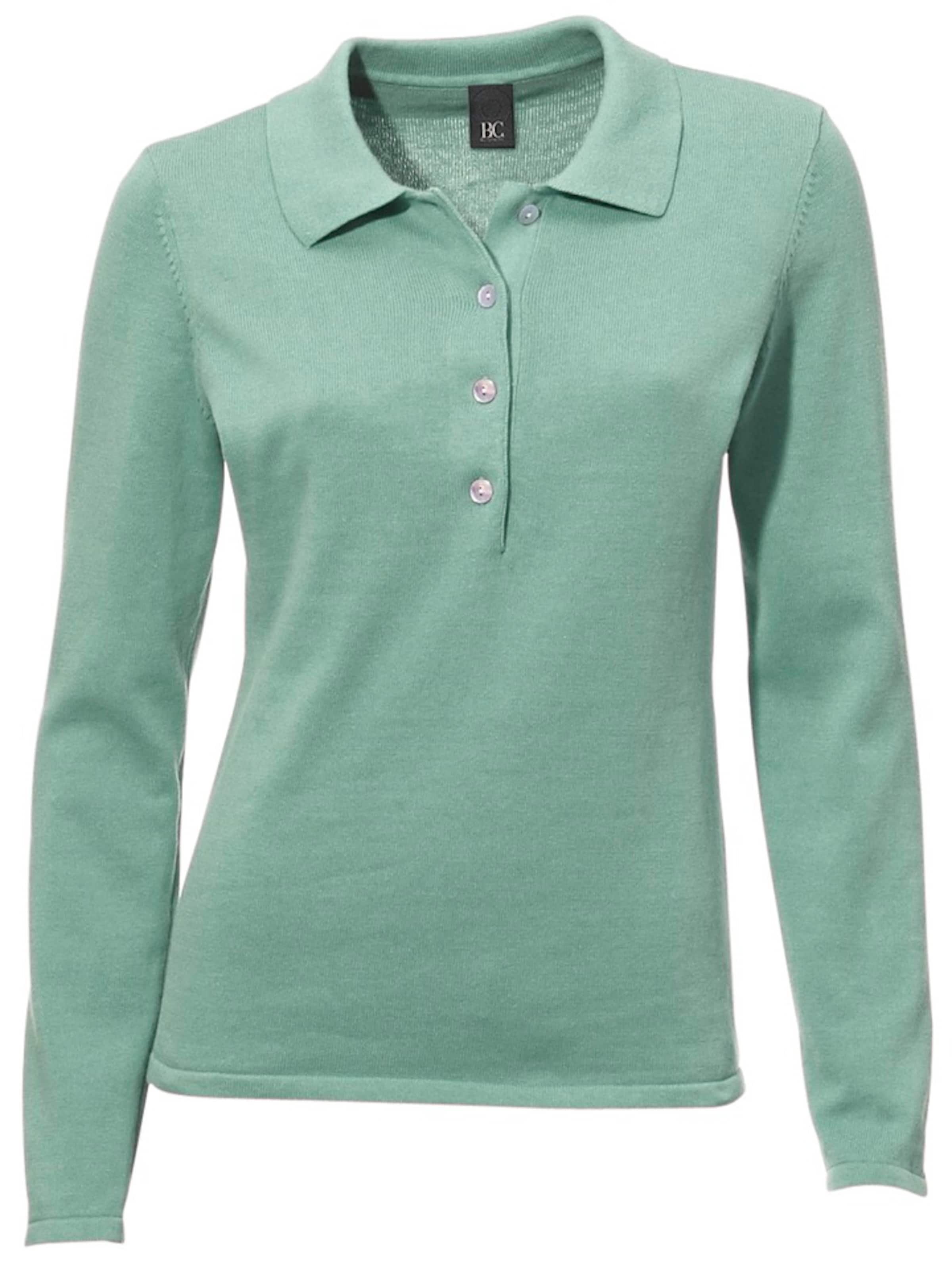 Polo pullover Heine Polo In Heine pullover Jade 3RL4Aq5j