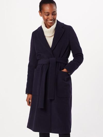 Rudeninis-žieminis paltas 'Ocashmy' iš BOSS , spalva - mėlyna, Modelio vaizdas