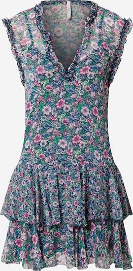 Pepe Jeans Kleid 'Sofia' in blau / grün / rosa, Produktansicht