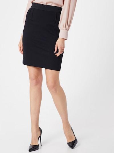 InWear Spódnica w kolorze czarnym, Podgląd na modelu(-ce)