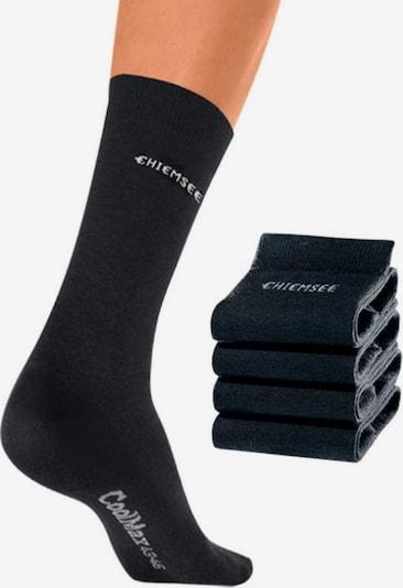 CHIEMSEE Socken in schwarz, Produktansicht