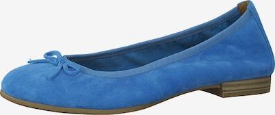 TAMARIS Ballerina in blau, Produktansicht