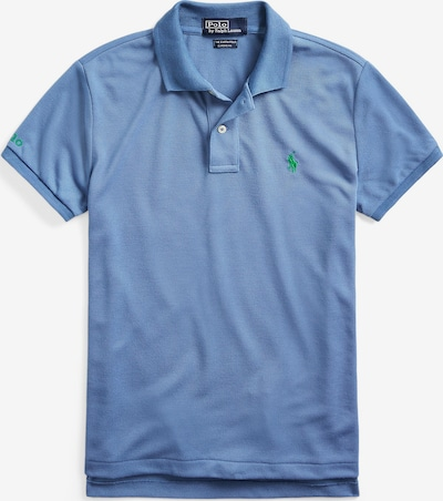 POLO RALPH LAUREN Poloshirt 'CLASSIC FIT' in blau, Produktansicht