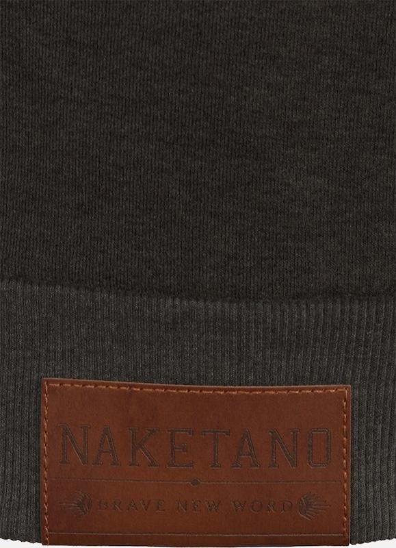 naketano Male Zipped Jacket