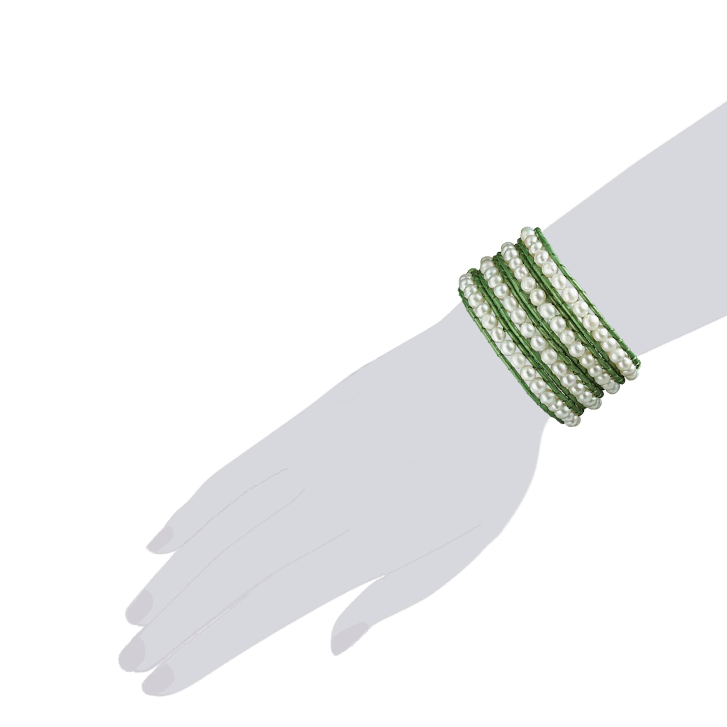 Valero Pearls Armband 2018 Neue Online 5cdfMNb9d8