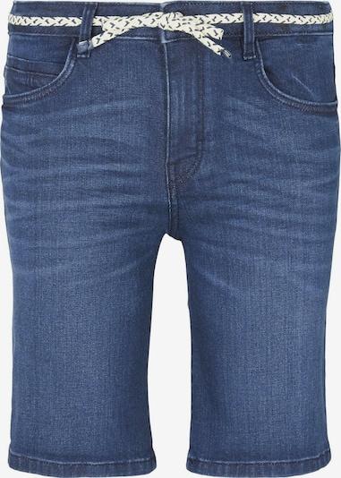 TOM TAILOR Shorts 'Alexa' in blau, Produktansicht
