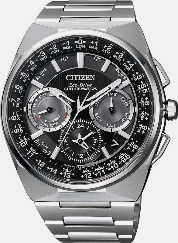 CITIZEN Multifunktionsuhr 'CC9008-84E'
