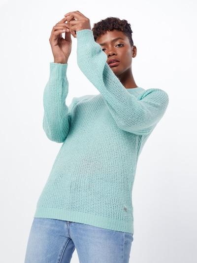 Blend She Pullover 'BSLACSIN' in türkis, Modelansicht