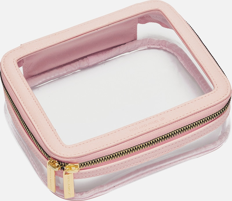 Estella Bartlett Toilettas 'Zip Around Toiletries Bag' in de kleur Rosa, Productweergave
