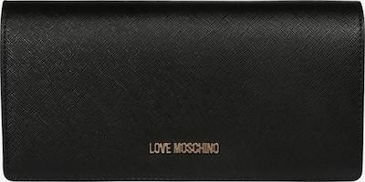 Love Moschino Geldbörse 'ECONOMIC SMALL LEATHER' in schwarz, Produktansicht