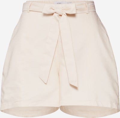 ICHI Spodnie 'FELIXA' w kolorze beżowym, Podgląd produktu