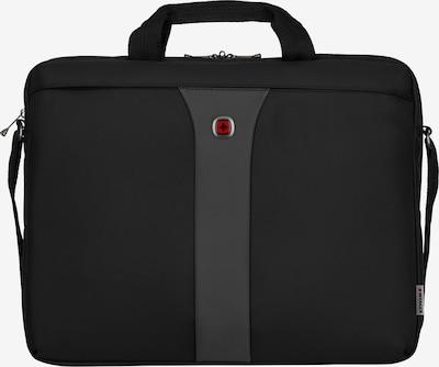 WENGER Aktentas in de kleur Zwart, Productweergave