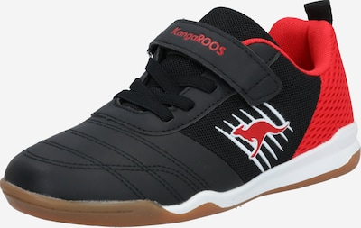 KangaROOS Sportschuh 'Super Court EV' in rot / schwarz, Produktansicht