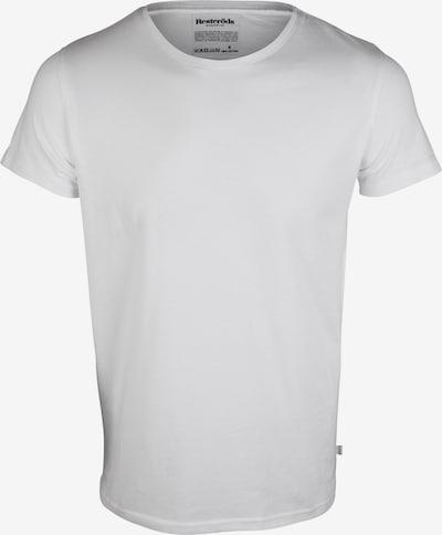 Resteröds Shirt in de kleur Wit, Productweergave