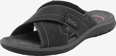 SALAMANDER Komfort-Pantolette 'Logato' in schwarz, Produktansicht